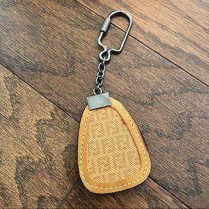 Fendi Zucchino Print Bag Charm